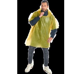 Дождевик-пончо «Комфорт» желтый