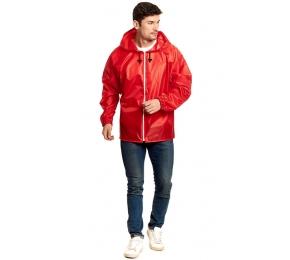 Дождевик-куртка «Промо» красный
