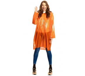 Дождевик-плащ «Стандарт» оранжевый