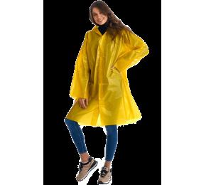 Дождевик-плащ «Люкс» желтый