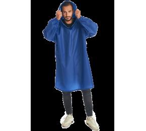 Дождевик-плащ «Артик» синий