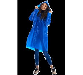 Дождевик-плащ «Люкс» синий