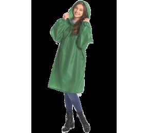 Дождевик-плащ «Артик» зеленый