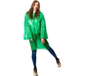 Дождевик-плащ «Стандарт» зелёный
