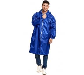 Дождевик-плащ «Ивент» синий
